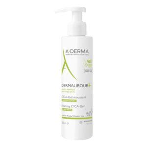A-DERMA艾芙美 燕麥新葉全效保護潔膚凝膠 250ml